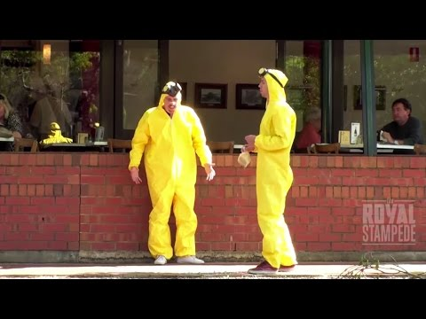 BREAKING BAD - In Public
