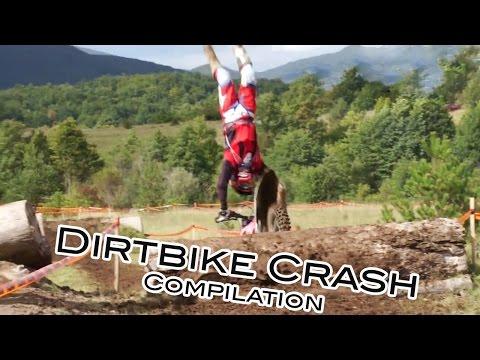 Dirt Bike Crash Compilation - Epic Fails | December 2014