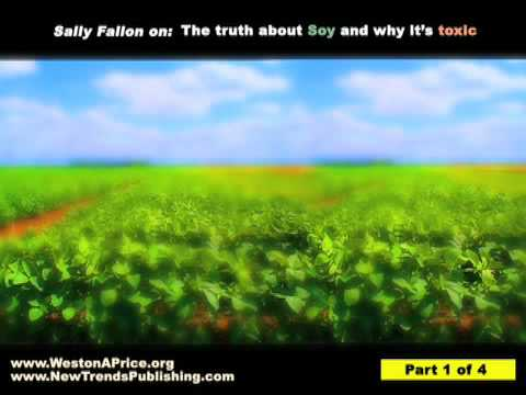 Sally Fallon: The truth about soy!