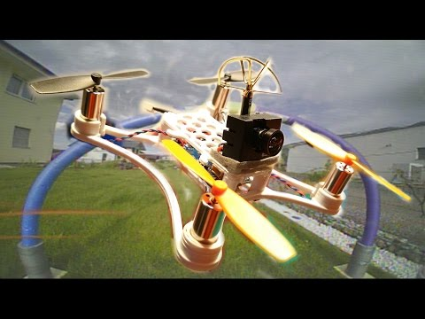This is why you need a Brushed FPV Micro Quadcopter :-D - UCqY0jY6oEM3hqf2TGScd16w