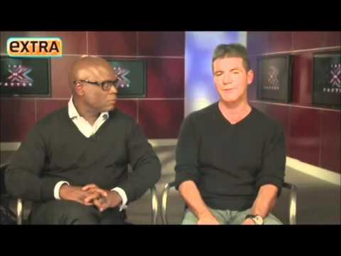 Simon Cowell on Beyoncé & LA Reid  Beyonce Is The Most Talented Performer Alive