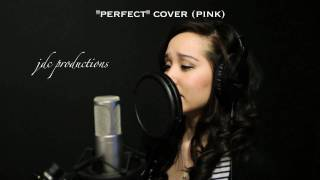 """perfect"" - pink cover"