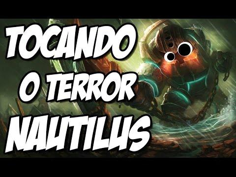 Ganks e Team Fights #4 Nautilus