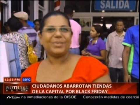 Ciudadanos abarrotan tiendas de la capital por…