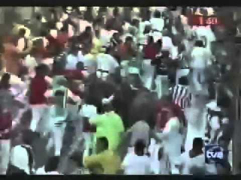 Encierro San Fermín   9 de Julio de 2005 360p