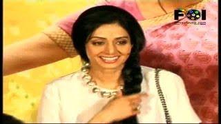 Sridevi Launches 'English Vinglish' Trailer