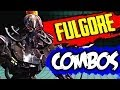 Killer Instinct: FULGORE COMBOS Ultra Combo All Costumes [HD]
