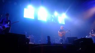 Radiohead - Exit Music (For A Film) (Live, Nangang Exhibition Hall, Taipei '12)