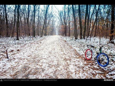 Montaj video: Plimbare de decembrie cu bicicleta la Padurea Baneasa #2 [VIDEO]