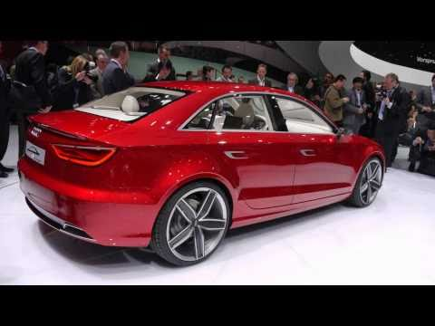 2011 Audi A3 Concept (2011 Geneva Auto Show)