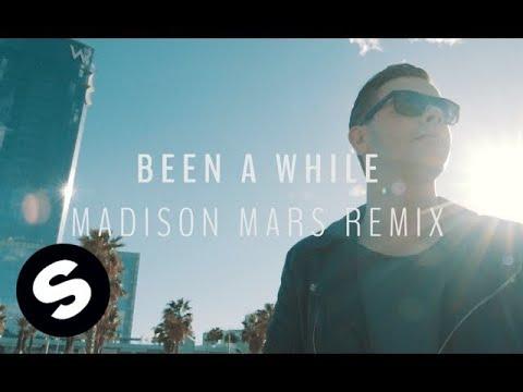 Sam Feldt - Been A While (Madison Mars Remix) [Official Music Video] - UCpDJl2EmP7Oh90Vylx0dZtA