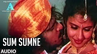 Sum Sumne Full Audio Song  A  Rajesh Krishnan, Upendra