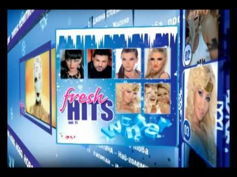 CD FRESH HITS winter vol.11 (TV commercial spot)