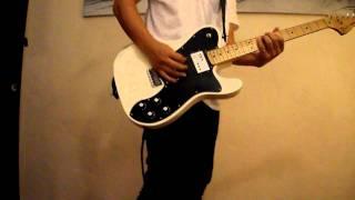 Skrillex vs. Deadmau5 - Kill EVERYBODY & Animal Rights mash up Guitar Cover
