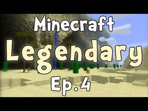 "Minecraft: Super Hostile Legendary - Ep.4 "" Almost Done Here """