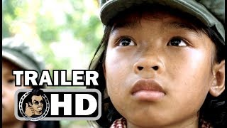 FIRST THEY KILLED MY FATHER Official Trailer #1 (2017) Angelina Jolie Netflix Movie HD