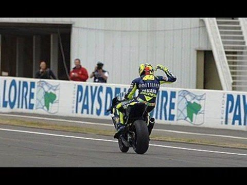 Valentino Rossi..... World Champion