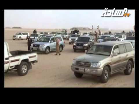 مزاين الكويت 2014 | مسيرة منقية / فلاح سالم بن ظريان الهاجري