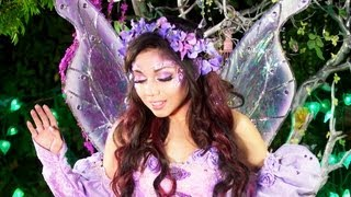 Faerie Princess Makeup!