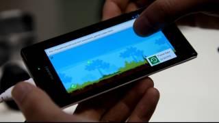 Opera HTML5 Game Demo