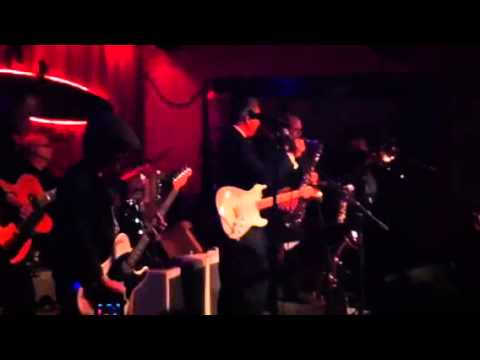 "Jimmie Vaughan- ""Roll roll roll"" with Jack Montesinos"