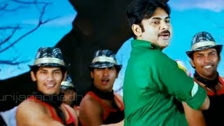 Pillani Chuste Full Video song  - Cameraman Gangatho Rambabu