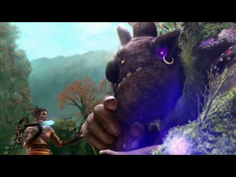 Majin and The Forsaken Kingdom - PS3/X360  - E3 trailer