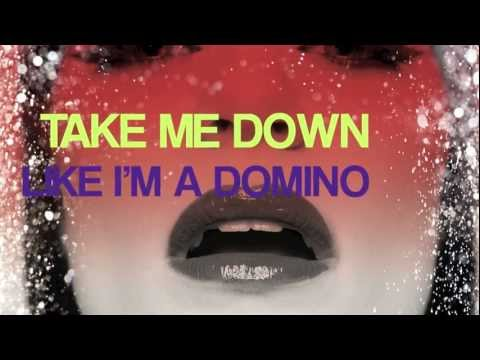 Domino - Jessie J LYRICS HD