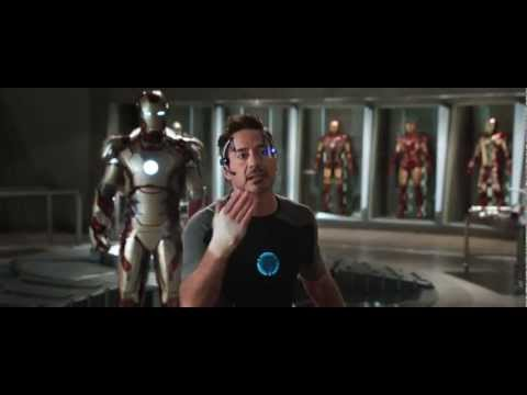 Iron Man 3 - Trailer Oficial HD 2013 - Esp.Latino