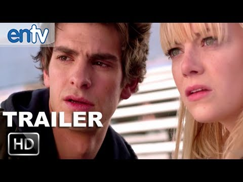 The Amazing Spider-Man Australian Trailer [HD]: New Clips, Andrew Garfield, Emma Stone & Rhys Ifans