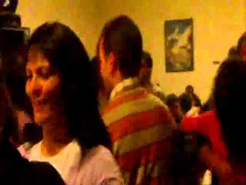 """""""Cumbia do amor"""" NECTAR 2010 em Ouvida Castro Daire"""