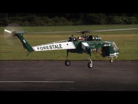 Electric Vario S-64 Erickson Air Crane