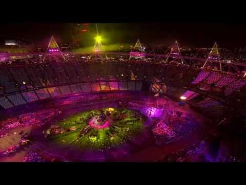 (HD) COLDPLAY RIHANNA PRINCESS OF CHINA CLOSING CEREMONY PARALYMPIC GAMES LONDON 2012 -dKYVzUZcQB4