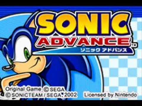 Sonic Advance Music: Angel Island Zone Act 2