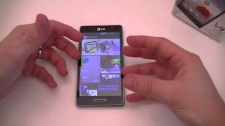 Vidéo : LG Optimus L9