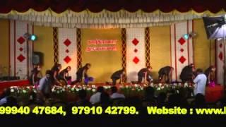 Kavithalaya Naatiya Palli 2013 Salangai poojai and Arangetram western