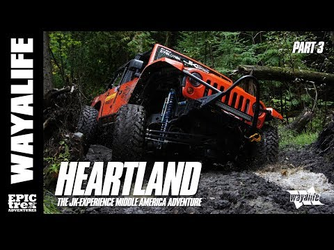 HEARTLAND : The 2012 JK-Experience -- Drummond Island &amp; Turtle Ridge [Part 3 of 3]