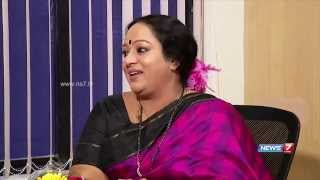 Watch Actress Nalini feels pity for heroines, who starve to keep themselves fit Red Pix tv Kollywood News 28/Apr/2015 online