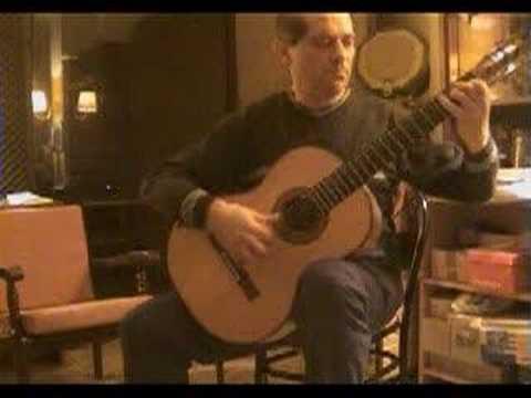 Paso doble 2 Double course guitar Kertsopoulos