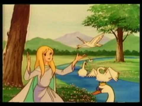 Cuento de los-cisnes-salvajes-cuentos-infantiles-resumen