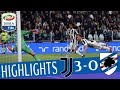 Juventus - Sampdoria 3-0 - Highlights - Giornata 32 - Serie A TIM 2017/18