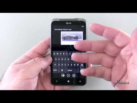 iOS5 vs WP7 Mango Vs Android 4.0 ICS - Texting
