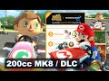 Mario Kart 8 200cc Reaction News / Free Wii U Update / Gameplay / Animal Crossing Tracks, DLC