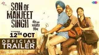 Son Of Manjeet Singh - Official Trailer | Gurpreet Ghuggi | Kapil Sharma | Punjabi Movie | 12th Oct