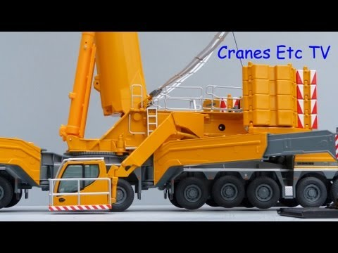 Cranes Etc TV: NZG Liebherr LTM 11200-9.1 Review Part 2