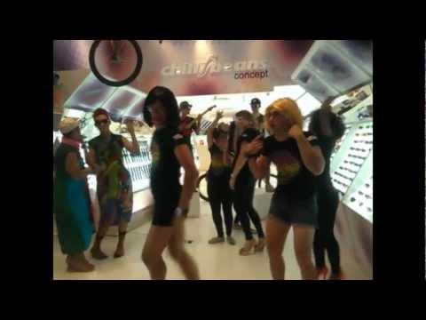 Dança Chilli Beans - Concept Recife