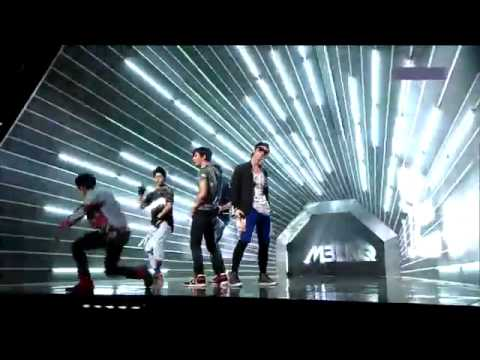 110716 | MBLAQ - Mona Lisa | Comeback Stage | MUSIC CORE | July 16, 2011 -dOgmZyEKLDk