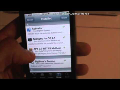 How To Use Cydia App Store for Jailbroken iPhone, iPod Touch & iPad