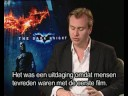The Dark Knight: Interview Chris Nolan