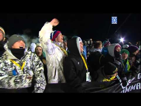 Winter X Games 2012: First Snowmobile Front Flip Landed